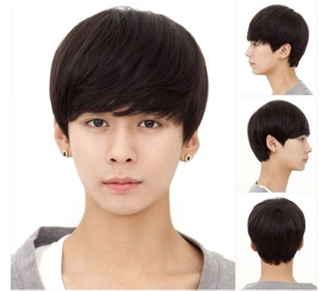 Man short wigs Fashion Hairstyle, price, review and buy in