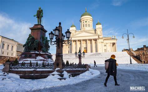 Fotos Helsinki Invierno | helsinki en 10 fotos sensaciones de la capital de