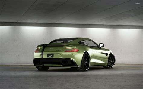 aston martin back 2013 aston martin vanquish back view wallpaper car