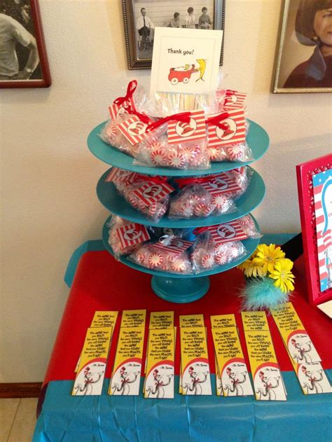 dr seuss baby shower favors the world s catalog of ideas