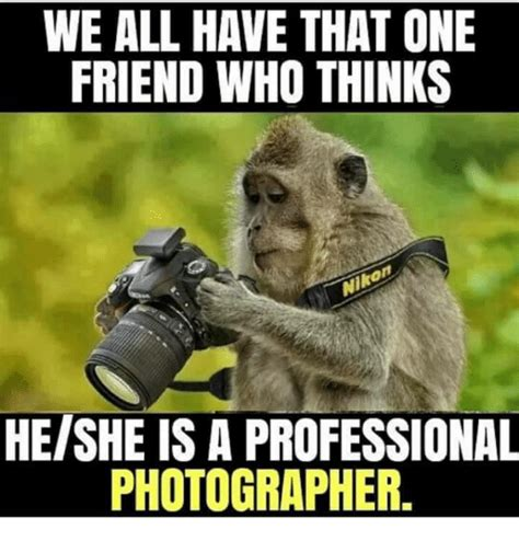 Meme Photography - 25 best memes about a professional photographer a