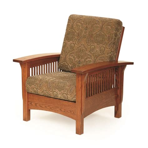 Mission morris chair amish mission morris chair country lane furniture