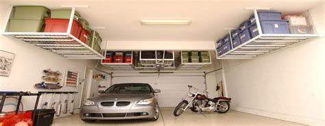 Types Of Garage Storage Solutions by Garage Storage For Wasted Ceiling Space With Tuffrax Racks