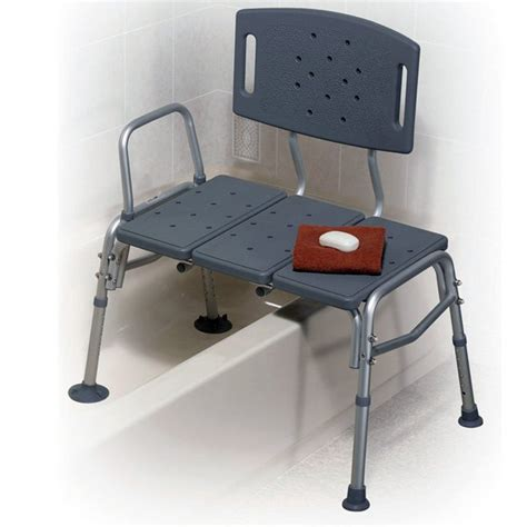 bariatric shower transfer bench drive heavy duty transfer bench weight capacity 500 lbs