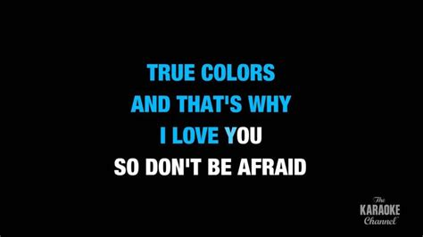 true colors cyndi lauper lyrics 112 best images about karaoke on