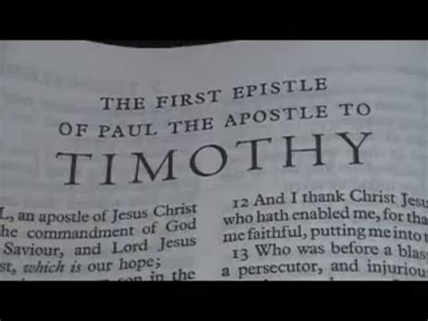 1 timothy lifechange books the book of 1 timothy on vimeo
