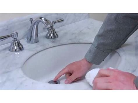 how to fix a clogged sink how to fix a clogged sink plumbing repairs youtube