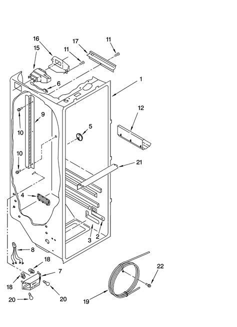 refrigerant   reset kitchenaid refrigerator