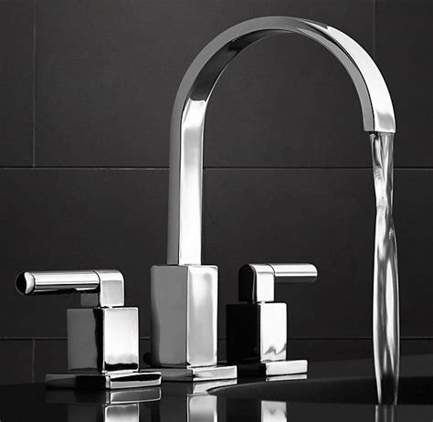restoration hardware kitchen faucet modern 8 quot widespread faucet set faucets restoration hardware home chic home
