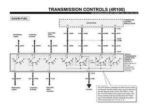2000 ford 4r100 transmission diagram 2000 free engine image for user manual
