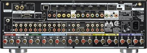 Marantz Sr6012 Av Receiver 9 2 Ch marantz sr6012 9 2 ch x 110 watts a v receiver w heos