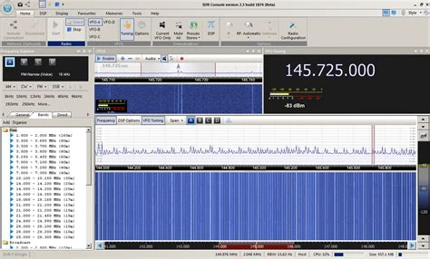 sdr console sdr console