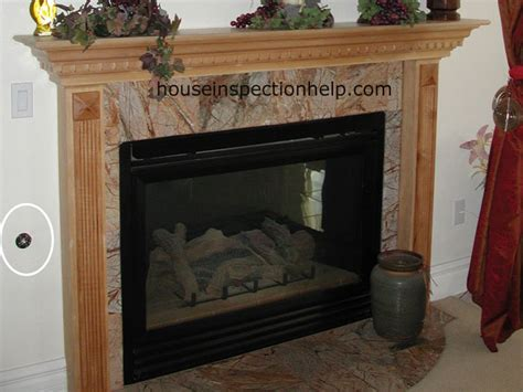 fireplace log lighter fireplace log lighter in drywall