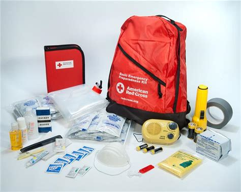 Emergency Preparedness Giveaways - emergency preparedness kit