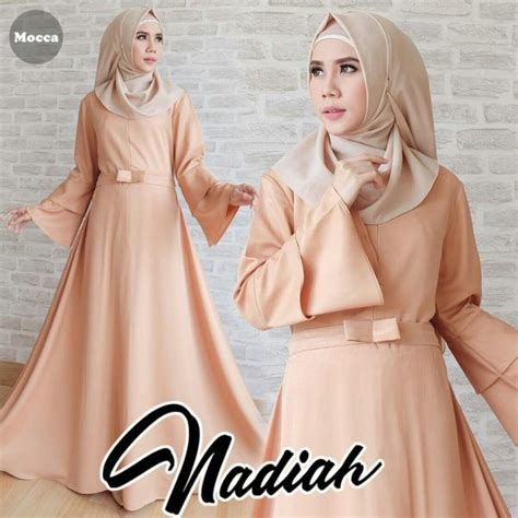 Balotely Maxy Ori Gamis Cantik 888 best images about baju gamis terbaru on