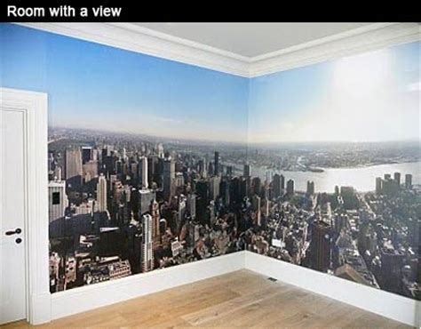skyline wallpaper bedroom new york skyline wallpaper for bedroom