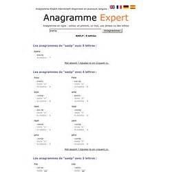 lettere da anagrammare cr 233 ativit 233 pearltrees