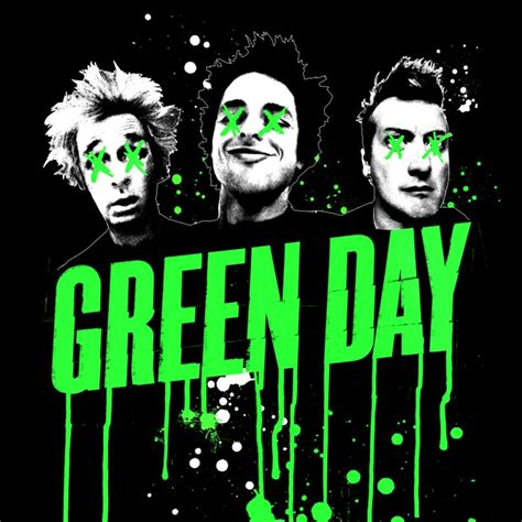 Kaos Band Rock Green Day Uno Dos Tre Gd16 ranking every green day album from worst to best consequence of sound