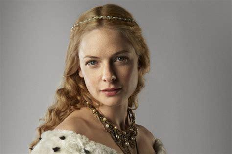 rebecca ferguson white queen the white queen becca faces battle royal daily star