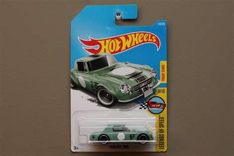 Hotwheels Datsun Green wheels 2017 legends of speed datsun fairlady 2000 vintage green see condition