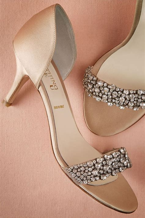 25 best ideas about chagne wedding shoes on
