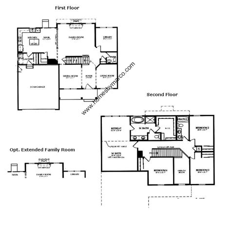 wilshire model in the hton reserve subdivision in