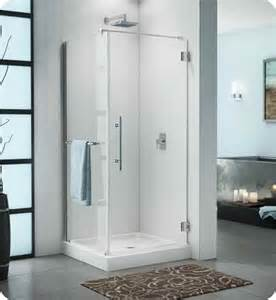 78 best ideas about square shower enclosures on