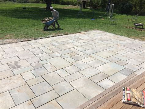 Blue Flagstone Patio by Bluestone Patio Pictures Modern Patio Outdoor