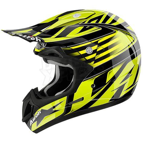 airoh motocross helmets uk 2016 airoh jumper helmet assault yellow gloss