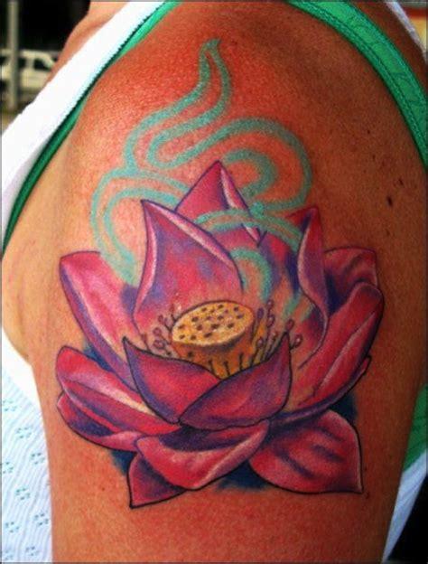 lotus tattoo com 155 lotus flower tattoo designs