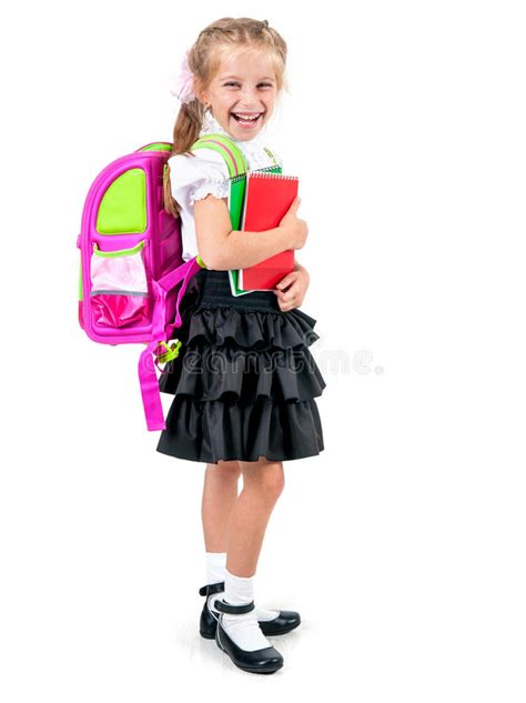 school girl uniform stock photos pictures royalty free cute little girl in school uniform royalty free stock