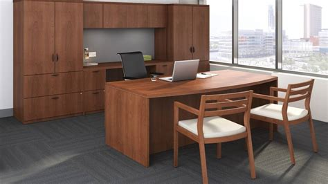steelcase reception desk payback office desks storage solutions steelcase