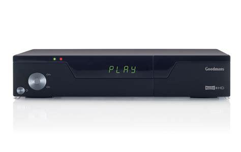 Digital Tv Recorder goodmans gv101yrh50 freeview hd digital tv recorder 500gb ebay