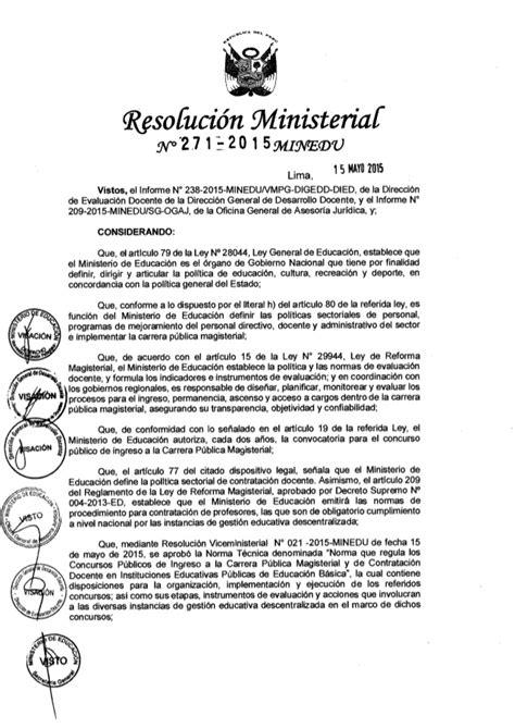 norma de contratacion de docentes 2016 minedu norma tecnica para contratacion de docentes 2015 autos post