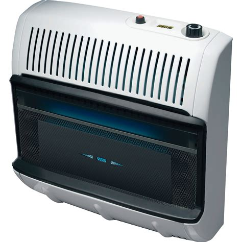 vent free propane heater with thermostat free shipping mr heater vent free blue flame garage