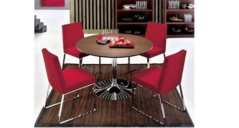kitchen table european dining room sets calligaris ambiente furniture calligaris planet round 47 quot dining