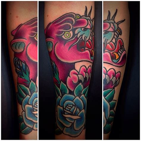 pink panther tattoo designs 80 black panther meaning and designs