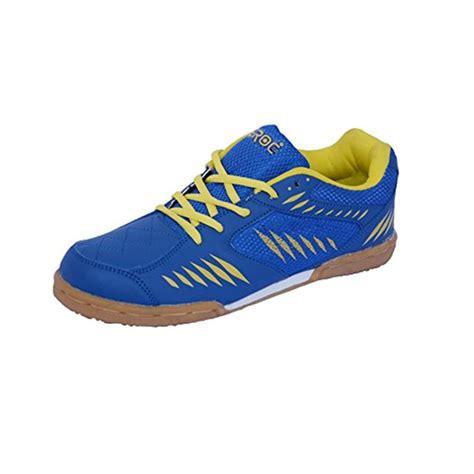 badminton sport shoes feroc power badminton blue sports shoes buy feroc power