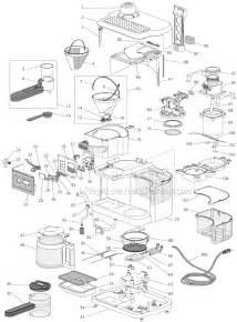 delonghi bco330t parts list and diagram ereplacementparts
