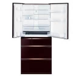 mitsubishi electric mr wx743y multi drawer 743l fridge
