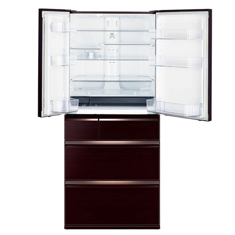 Mitsubishi Multi Drawer Fridge by Mitsubishi Electric Mr Wx743y Multi Drawer 743l Fridge