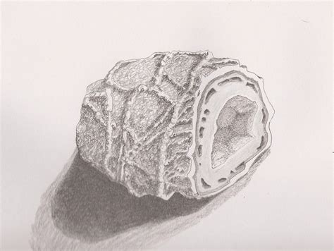 Geode Drawing