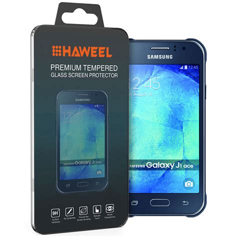 Tempered Glass Samsung Ace 4 9h tempered glass screen protector samsung galaxy j1 ace