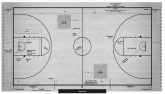 Half Court Basketball Dimensions For A Backyard Outdoor Basketball Court Dimensions Half Home Outdoor
