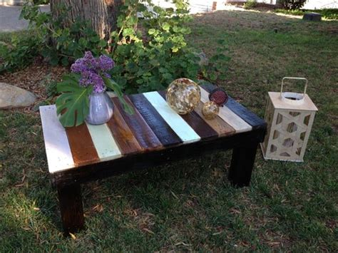 rustic outdoor coffee table inspire rustic pallet coffee table pallet furniture plans