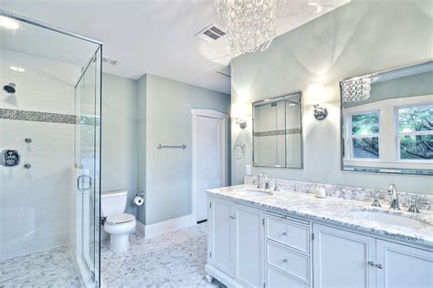 blue grey bathroom blue and grey bathroom ideas