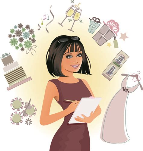 Wedding Planner Clipart by What Is The Of A Wedding Planner