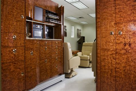 Custom Aircraft Cabinets by Custom Aircraft Cabinets Opens 5 9 Million Plant