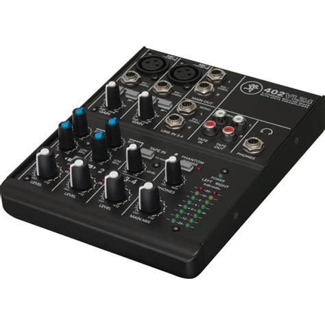 Harga Mixer 4 Channel mackie 402 vlz4 4 channel analogue compact mixer box
