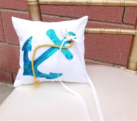 Ring Boy Pillows by Ring Boy Pillow Sea Pillow Sparkly Ring Pillow By
